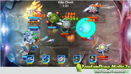 Tải BangBang Mobile Game Bắn Xe Tăng