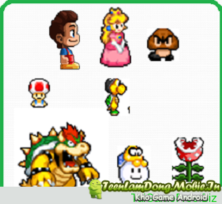 Tải Game Super Mario Ăn Nấm Cho Android